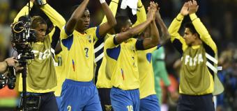 ECUADOR DESCIENDE EN EL RANKING DE LA FIFA