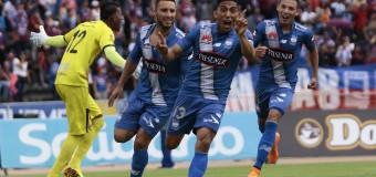 EMELEC JUGARÁ LA FINAL CON LIGA DE QUITO